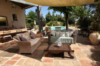 B&B Pool and Garden Terrace